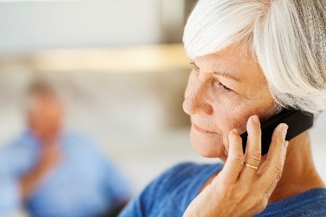 Why Do Your Aging Clients Fall For Phone Scams