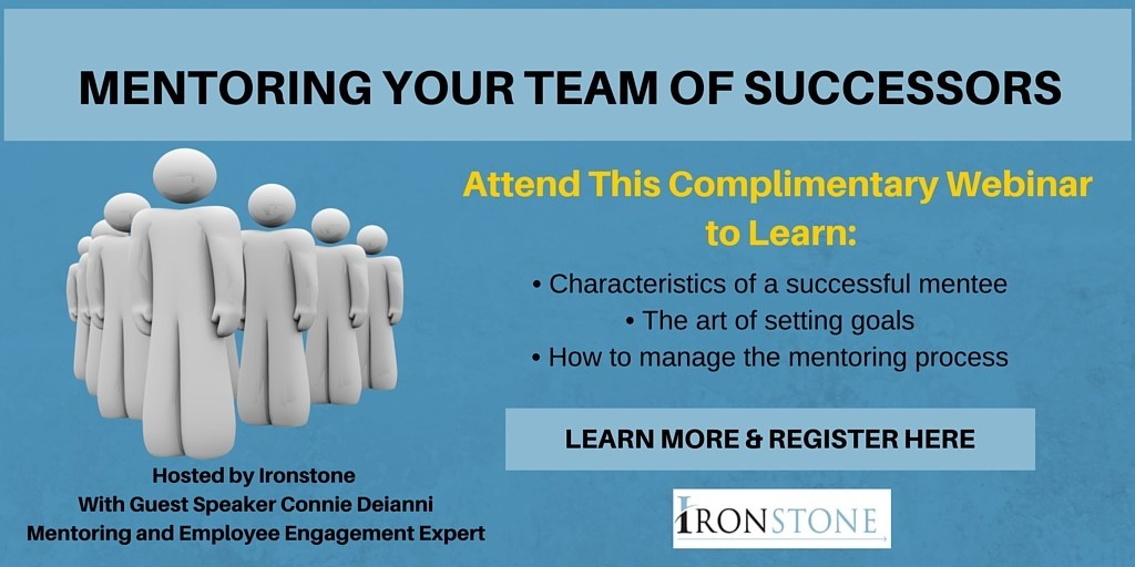 Mentoring Your Team Of Successors