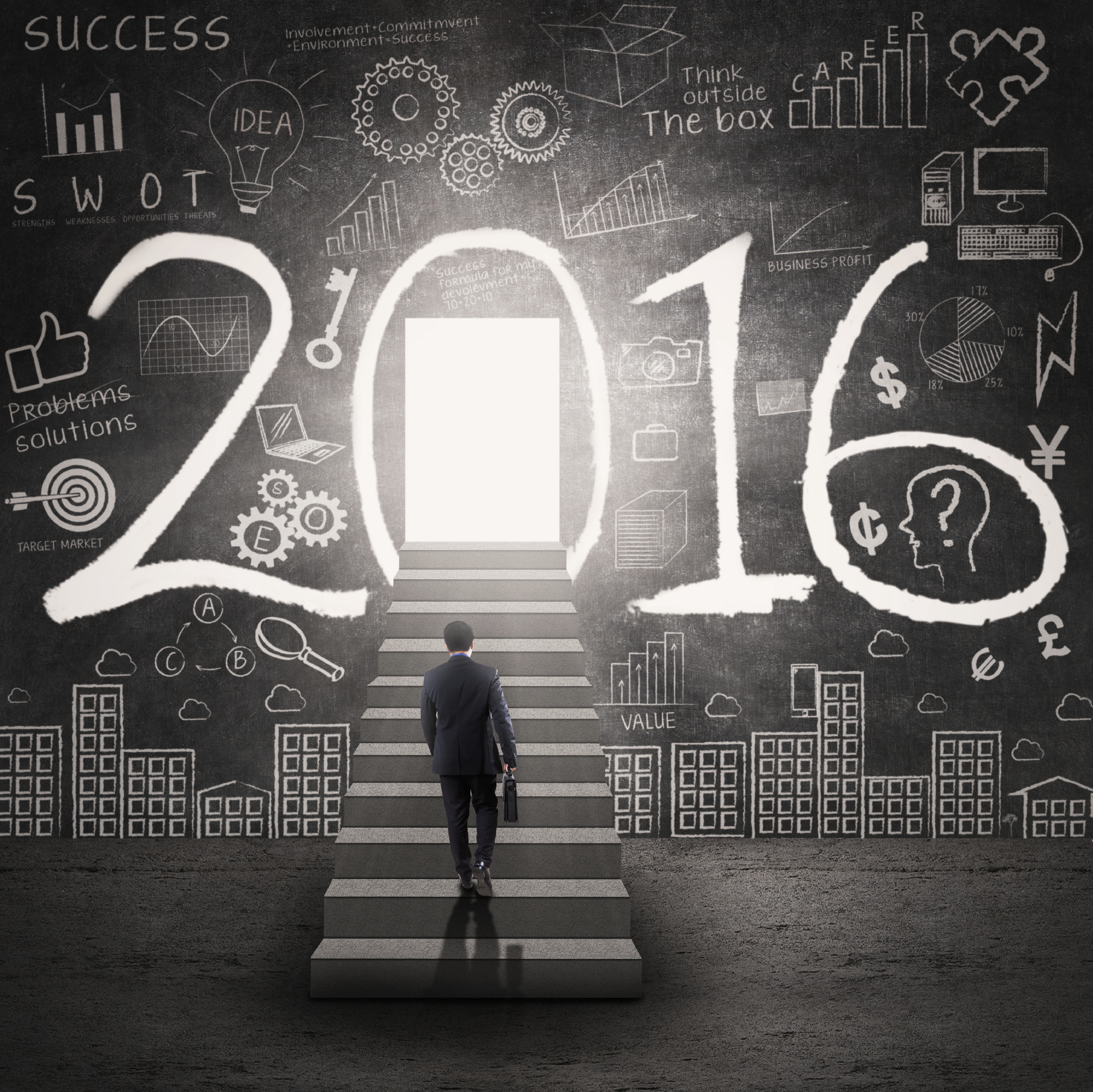 5 Factors Financial Advisors Should Consider for Growth in 2016 and Beyond